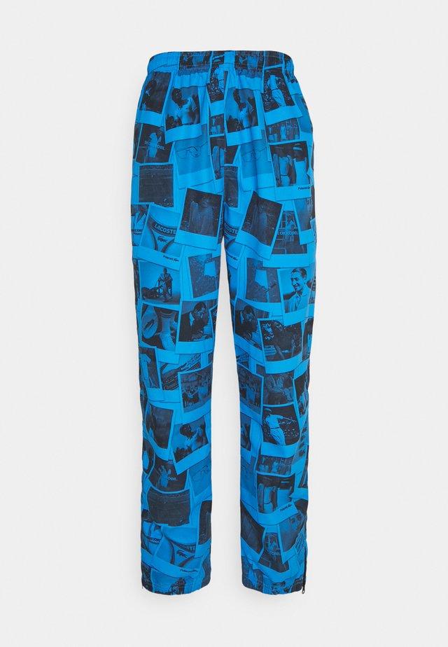 UNISEX - Pantaloni sportivi - fiji/black