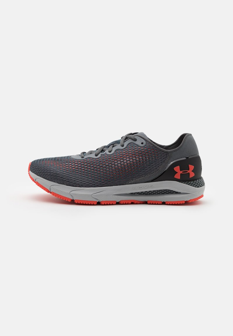 Under Armour - HOVR SONIC 4 - Neutral running shoes - pitch gray