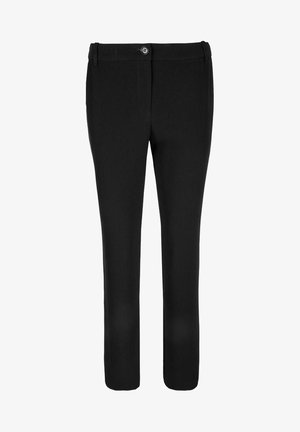 CLASSIC - Trousers - black