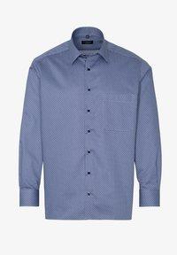 Eterna - COMFORT FIT - Shirt - blau - 3