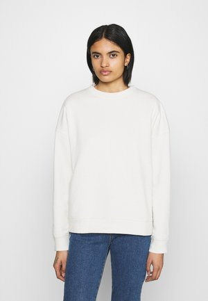 JDYLINE LIFE CREW NECK - Sweatshirt - silver birch