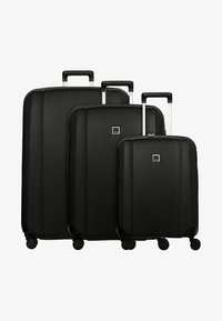 Titan - 3 SET - Luggage set - black - 0