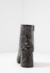New Look Wide Fit - WIDE FIT BARISSA  - Ankelboots - stone - 5