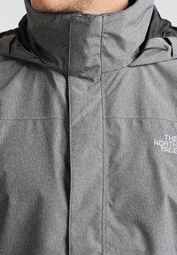 The North Face - SANGRO JACKET - Veste Hardshell - medium grey heather - 3
