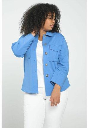 Veste légère - blue bic