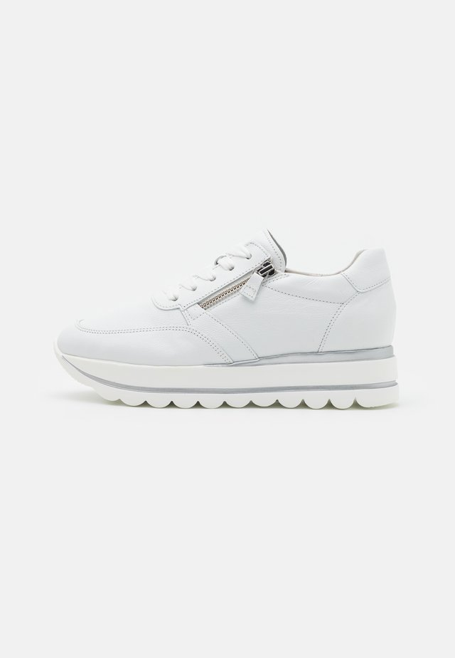 Sneaker low - weiß