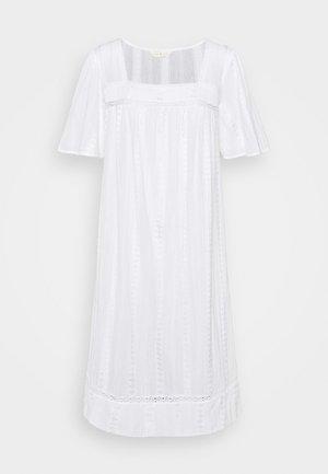 Nattskjorte - white