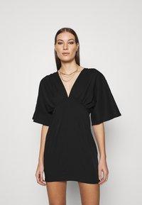 Mossman - TRUTH HURTS DRESS - Cocktail dress / Party dress - black - 0