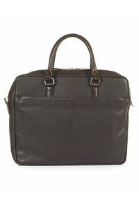 Howard London - Morris Dark Brown - Laptop bag - dark brown - 1