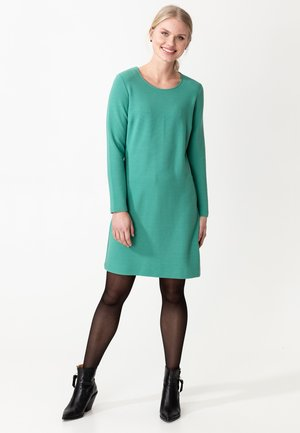 Jumper dress - green