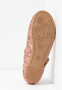 Friboo - Ballerina's met enkelbandjes - pink - 5