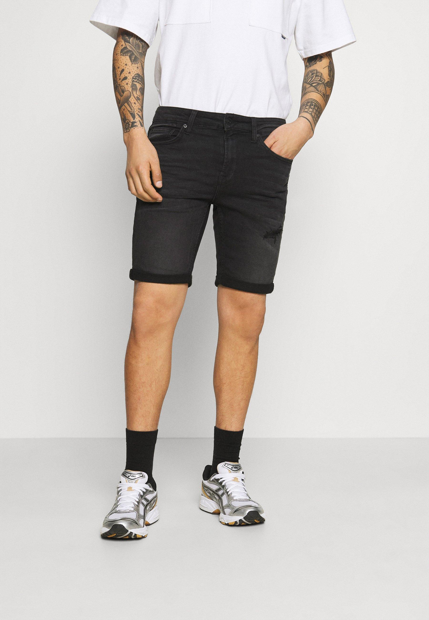 Men ONSPLY LIFE  - Denim shorts