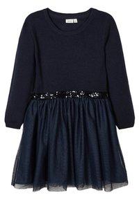 Name it - Cocktailkleid/festliches Kleid - dark sapphire - 1