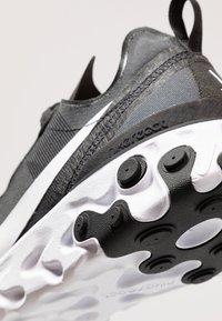 Nike Sportswear - REACT 55 - Sneakers - black/white - 2