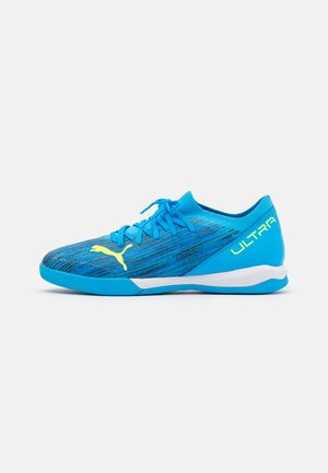 ULTRA 3.2 IT - Indoor football boots - energy blue/yellow alert