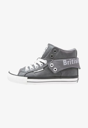 ROCO - High-top trainers - dark grey
