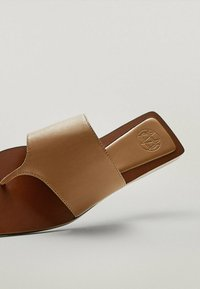 Massimo Dutti - JOIN LIFE - Mules - brown - 6