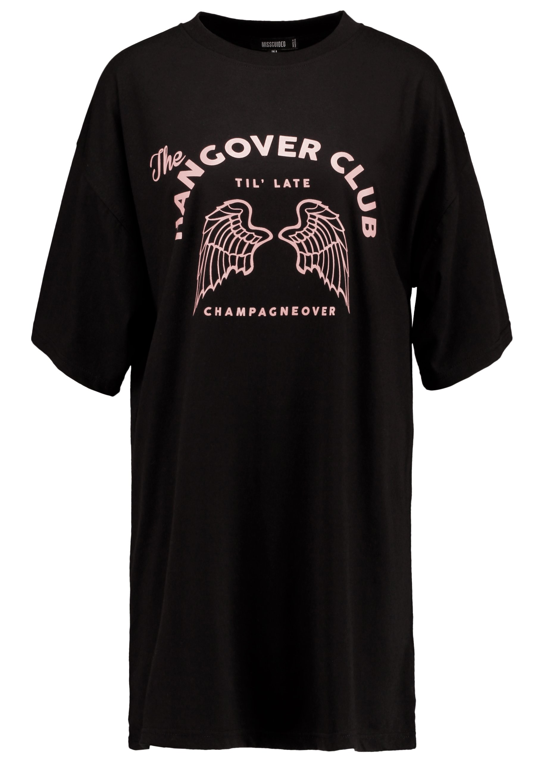 hangover club jacke blau