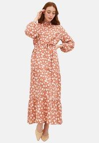 LC Waikiki - Maxi dress - orange - 0