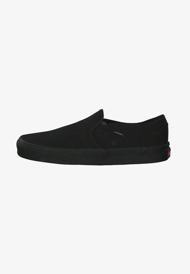Vans - Slip-ons - black