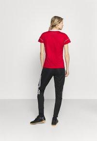 adidas Performance - TIRO  - Pantalones deportivos - black - 2