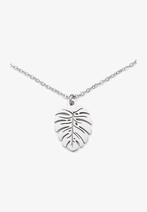FOLIUM  - Necklace - silver-coloured