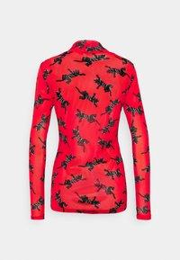 Diane von Furstenberg - REMY - Camicetta - small red - 1