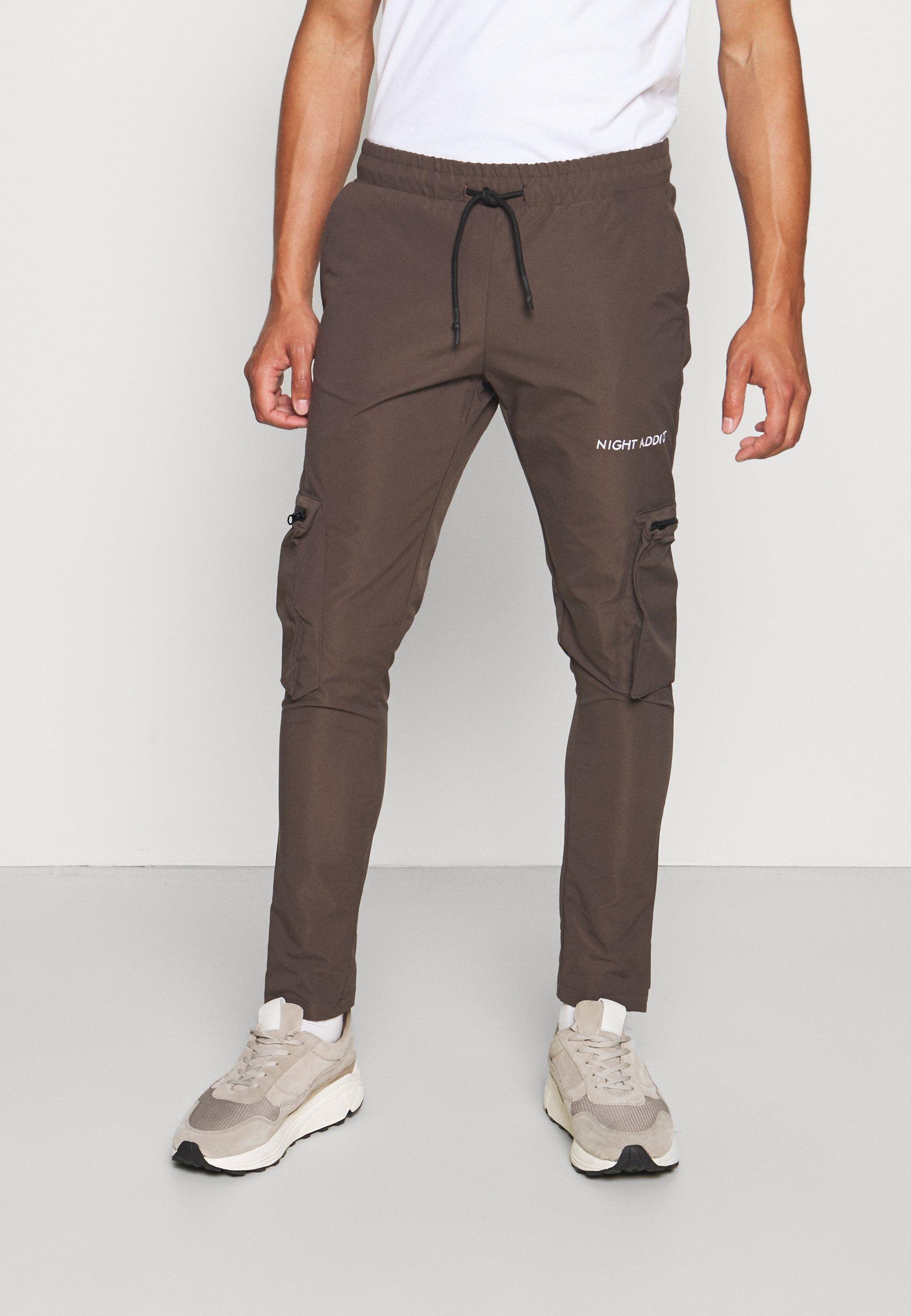 Homme NAAPOLLOB - Pantalon cargo