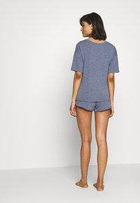 Anna Field - SET - Pyjamas - blue - 2