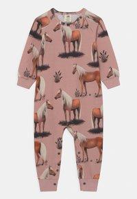 Walkiddy - BODYSUIT BEAUTY HORSES - Pyjamas - pink - 0