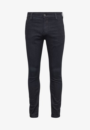 SKINNY - Jeans Skinny Fit - d raw denim