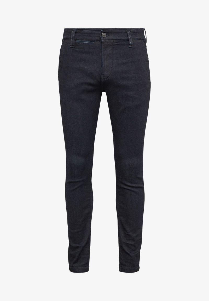 G-Star - SKINNY - Jeans Skinny Fit - d raw denim