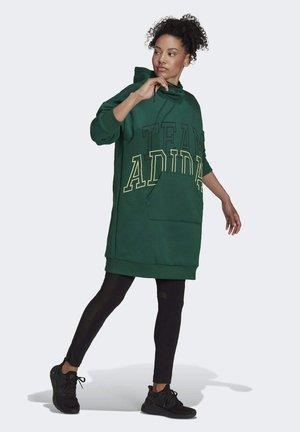 Hættetrøjer - green