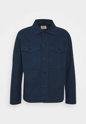 COLIN - Camicia - indigo blue