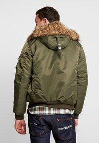 Schott - Light jacket - khaki - 2