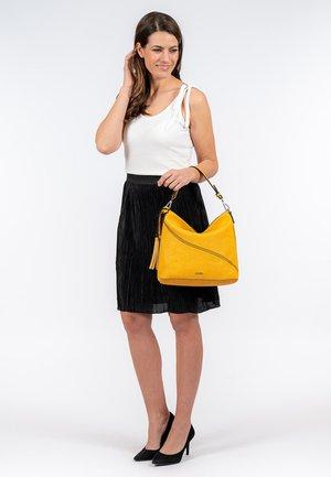 TILLY - Handbag - yellow