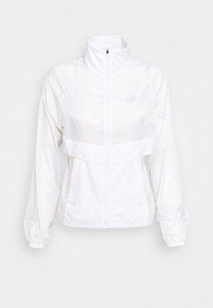 FUTURE TOKYO JACKET - Giacca da corsa - brilliant white