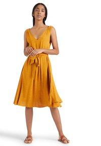 khujo - SPRING - Day dress - gelb - 4