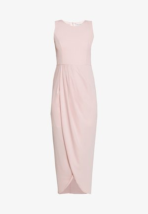 DRAPE DRESS - Occasion wear - blush