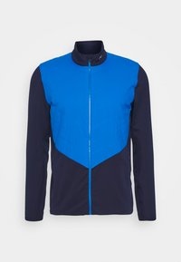 Kjus - MEN RELEASE JACKET - Softshellová bunda - atlanta blue/aruba blue - 0