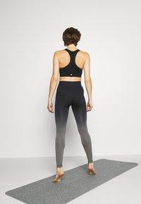 Even&Odd active - Legging - black/grey - 2