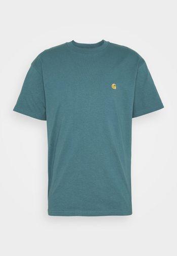 CHASE  - Basic T-shirt - hydro