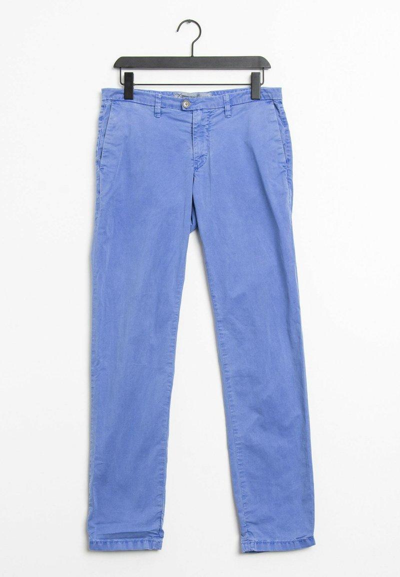 DRYKORN - Straight leg jeans - blue