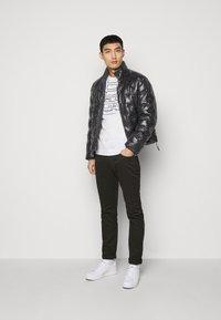 Emporio Armani - Down jacket - black - 1