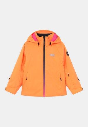 JAZMINE - Snowboard jacket - neon orange