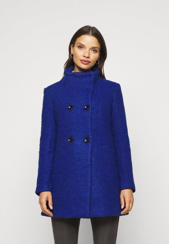 ONLNEWSOPHIA COAT - Short coat - sodalite blue/melange