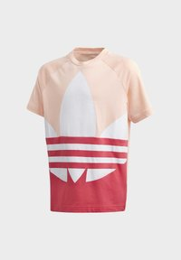 adidas Originals - LARGE TREFOIL T-SHIRT - T-shirt imprimé - pink - 2