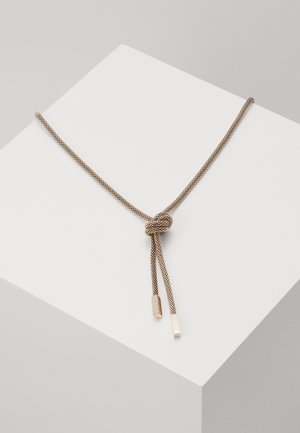 ROSETTE - Necklace - rosegold-coloured