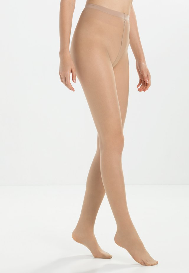 FALKE PURE MATT 20 DENIER STRUMPFHOSE TRANSPARENT MATT - Tights - cocoon