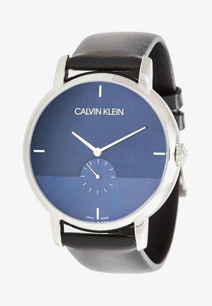 ESTAB SSEC PO GT SST BLK LEA BLU DIAL - Watch - blue
